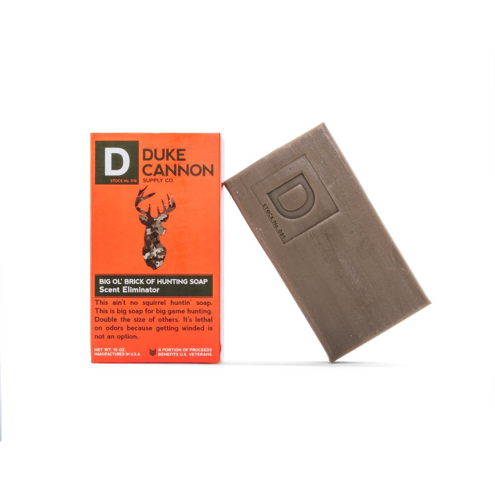 Duke Cannon Soap - Scent Eliminator - Hunting Soap