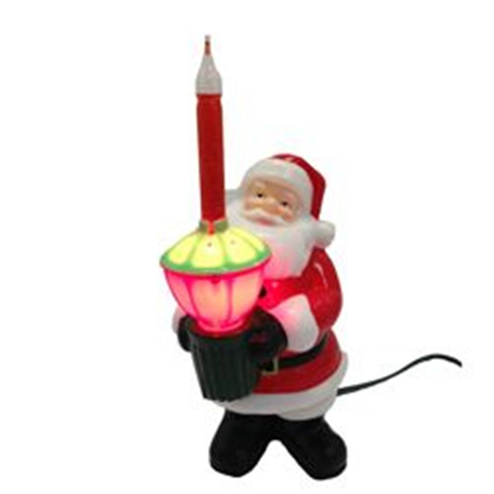 Bubble Light - Santa Tabletop Bubble Light - 7in