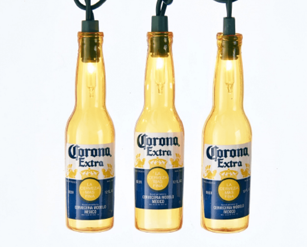 Light Set - Corona Bottles - Set of 10
