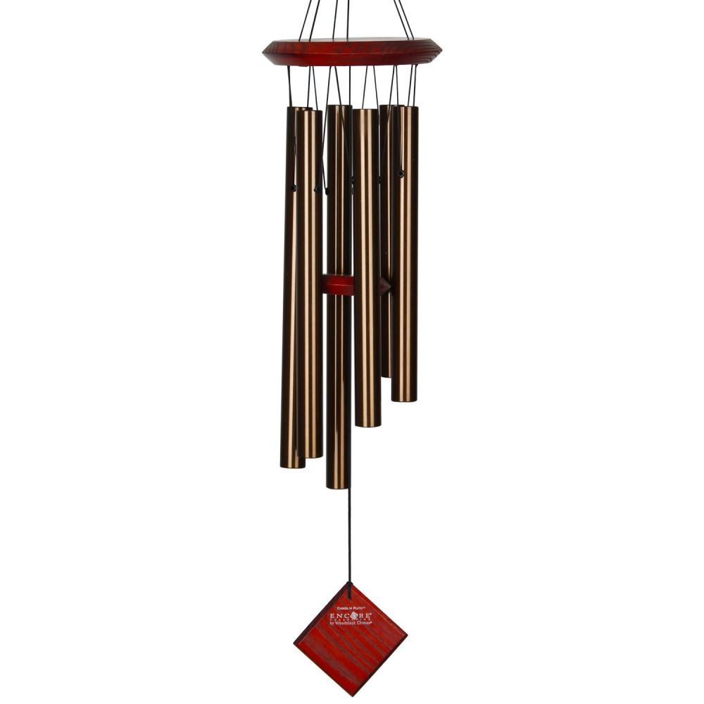 Woodstock Windchimes - Chimes of Pluto - Bronze