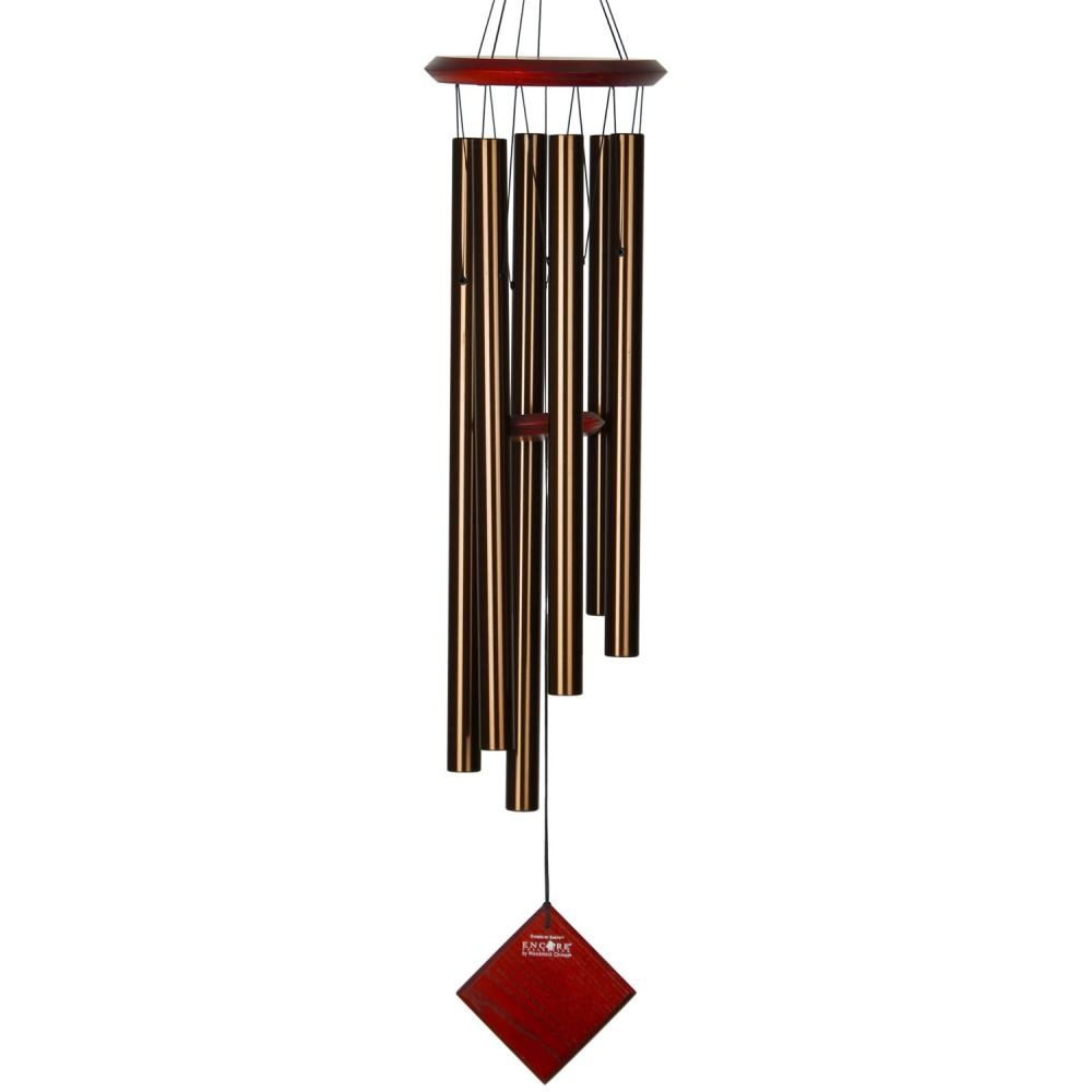 Woodstock Windchimes - Chimes of Earth - Bronze