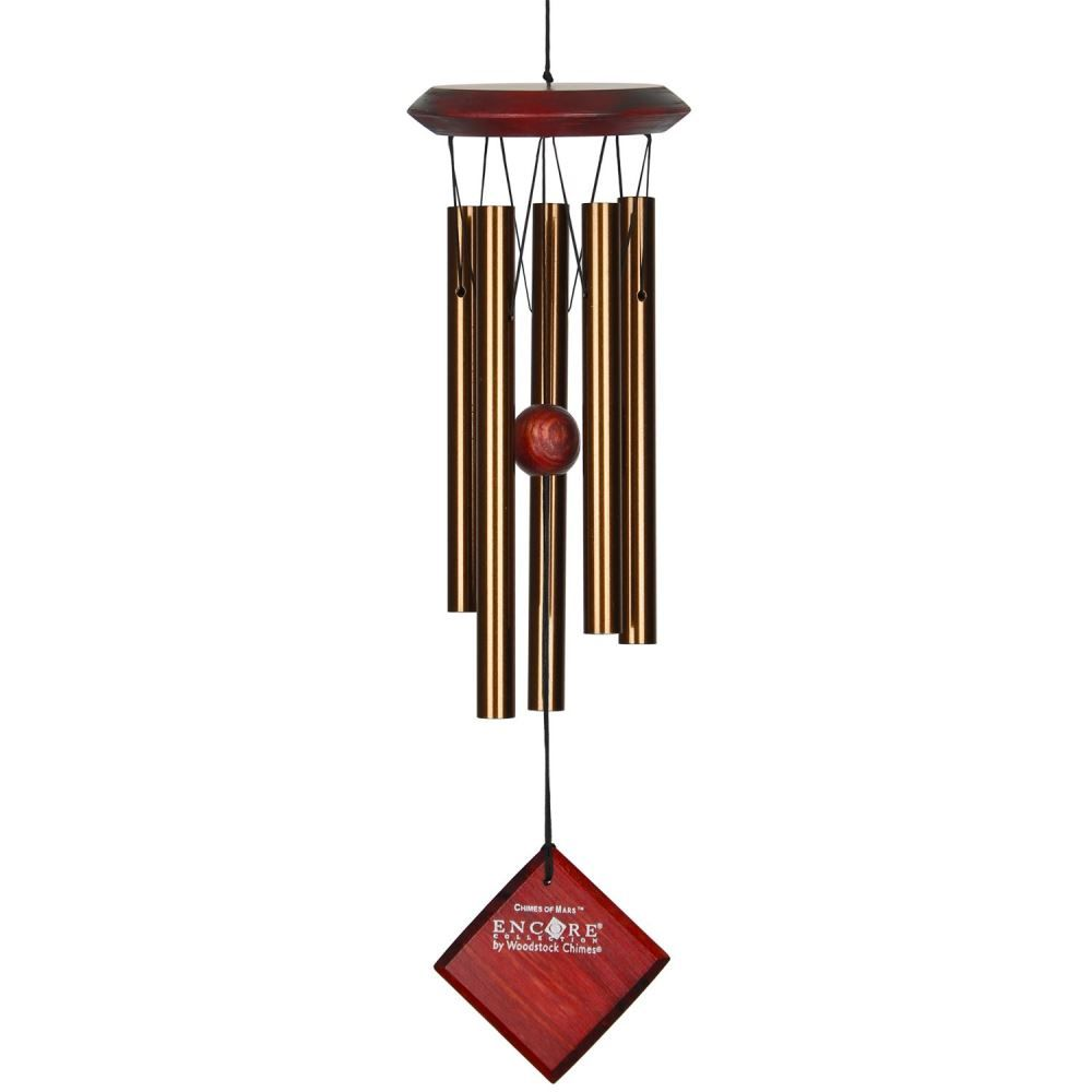 Woodstock Windchimes - Chimes of Mars - Bronze