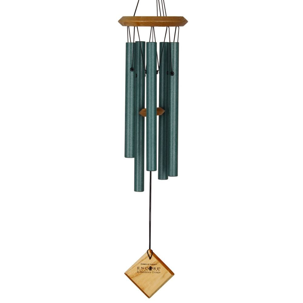 Woodstock Windchimes - Chimes of Polaris - Verdi