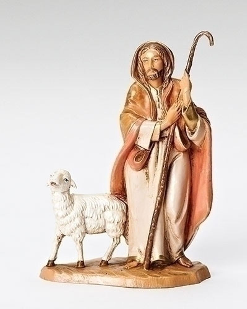 Fontanini Nativity - 5in Collection - The Good Shepherd