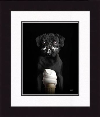 Framed Picture - Frenchy - 20x24 - Ron Schmidt