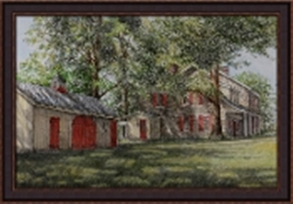 Framed Print - Out of the Shadows - 37x26 - Dan Campanelli
