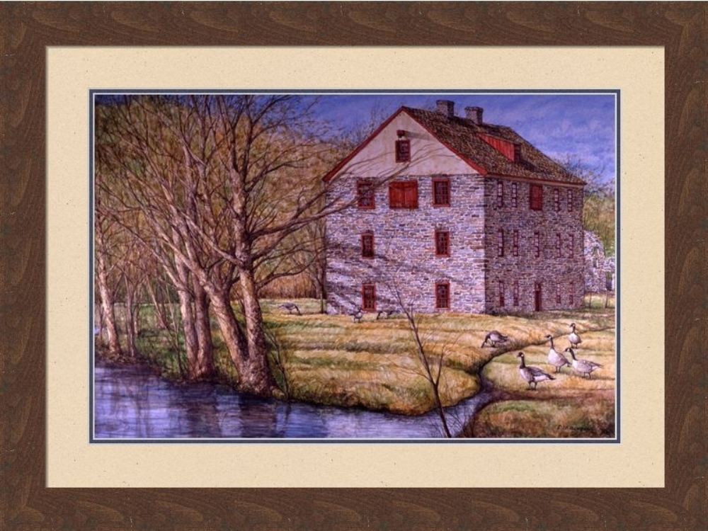 Framed Print - Return of Spring - 37x26 - Dan Campanelli