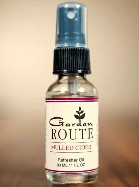Garden Route - Mulled Cider Refresher Oil
