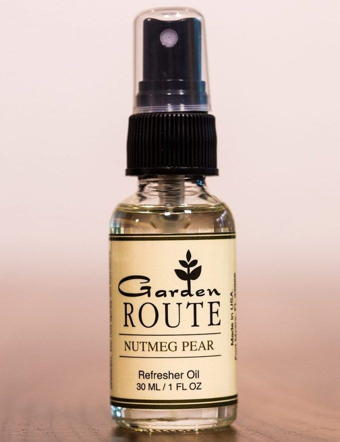 "Garden Route - ""Nutmeg Pear Refresher Oil"""