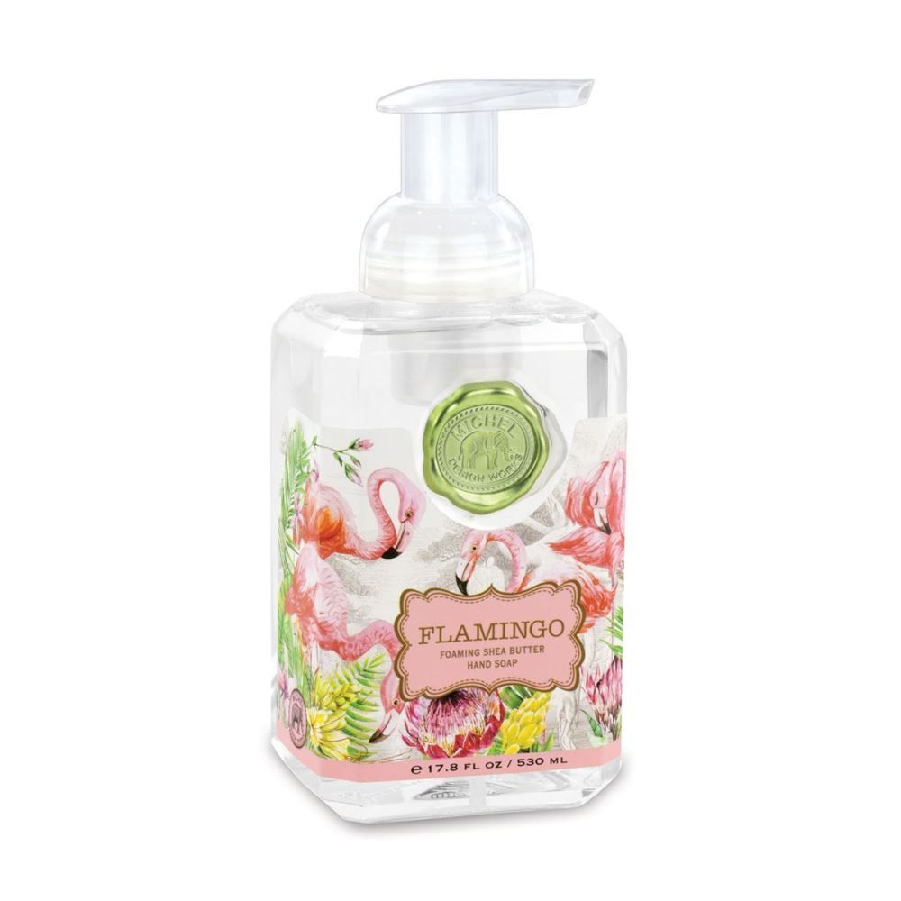 Michel Design Works - Foaming Hand Soap - Flamingo