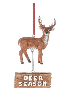 Hunting and Fishing Ornaments � Hobby Ornaments