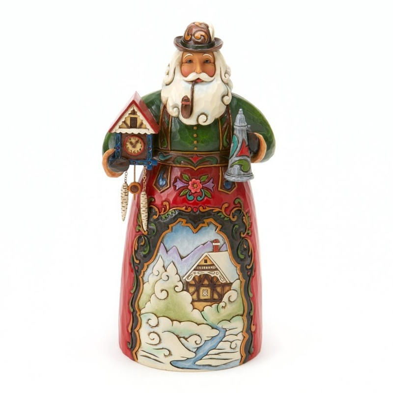 Jim Shore Figurine - German Santa