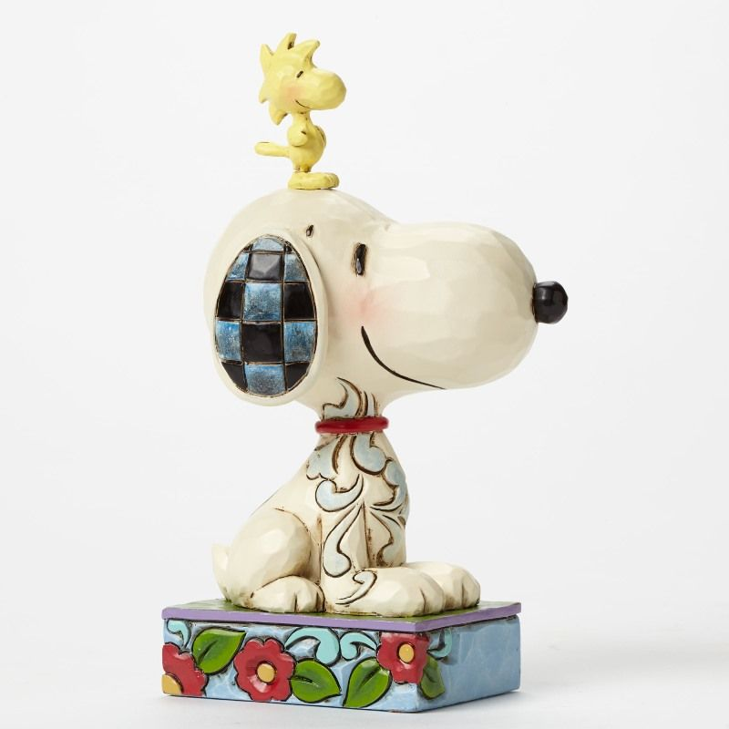 Jim Shore Figurine - Snoopy and Woodstock