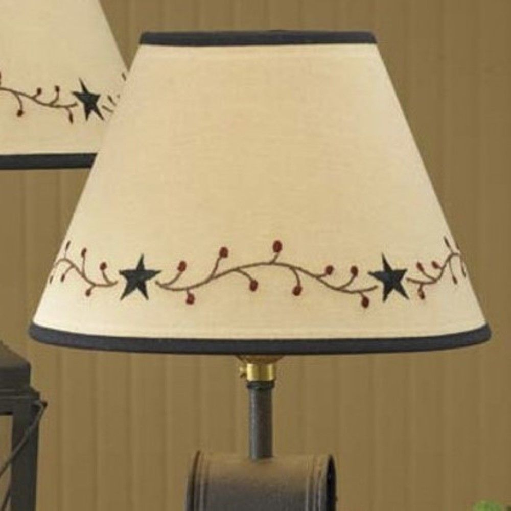 Park Designs Lamp Shade - Star Vine - 10in