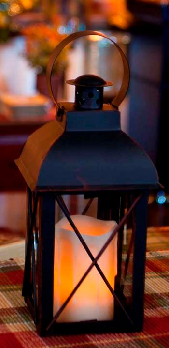 Decorative Candle Lanterns - Candle Holders