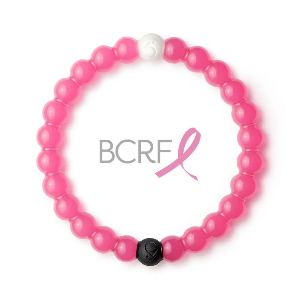 Lokai Bracelet - Breast Cancer Awareness - Pink - Large