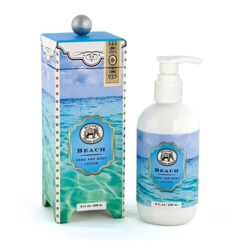 Michel Design Works - Hand Lotion - 236ml - Beach