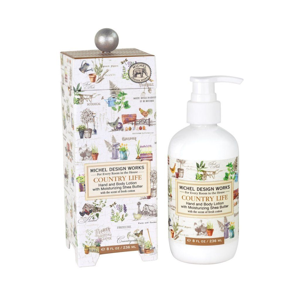 Michel Design Works - Hand Lotion - 236ml - Country Life