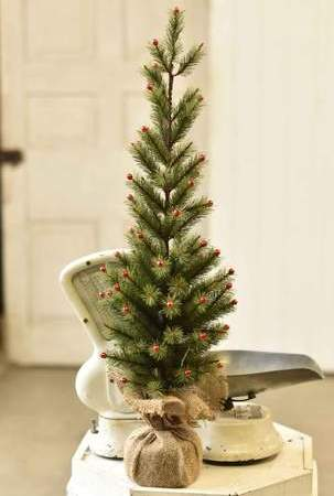 Mer Meri Tree - Table Top Christmas Tree - 31 Inch