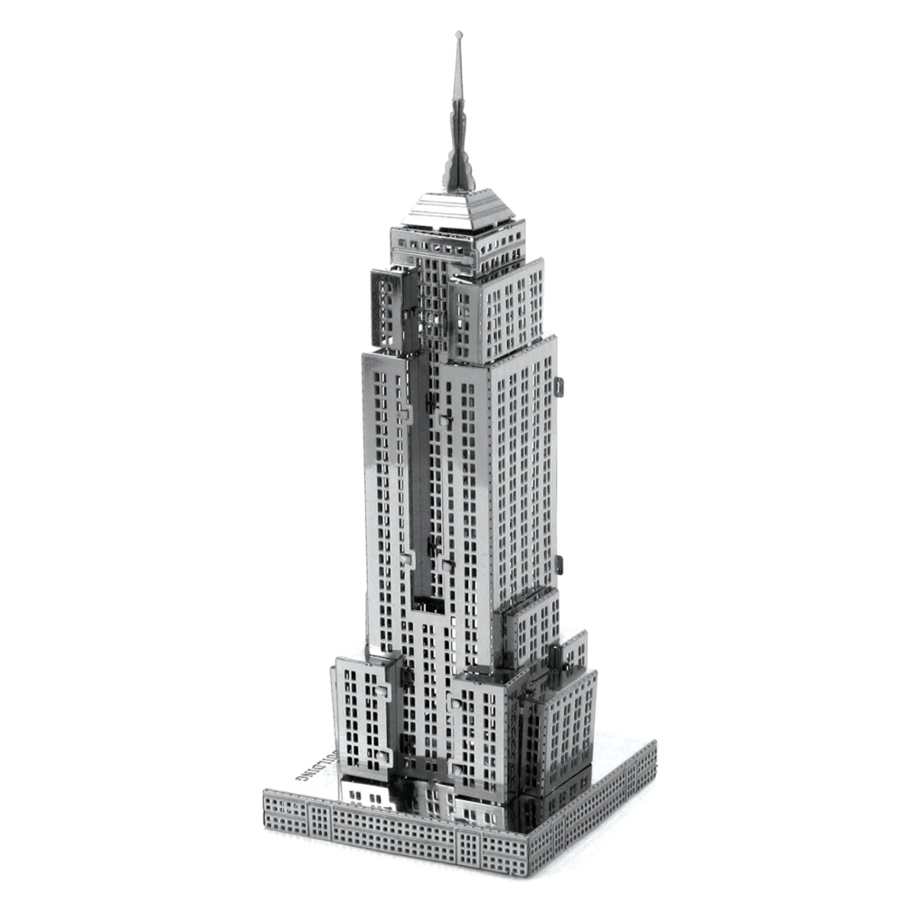 Metal Earth 3D Model Kit - Empire State Building