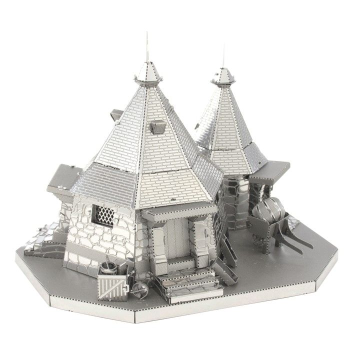Metal Earth 3D Model Kit - Harry Potter Hagrids Hut
