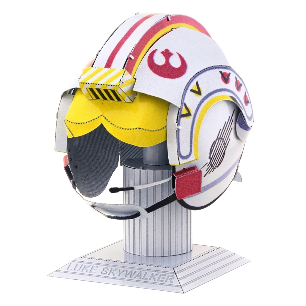 Metal Earth 3D Model Kit - Star Wars Luke Skywalker Helmet