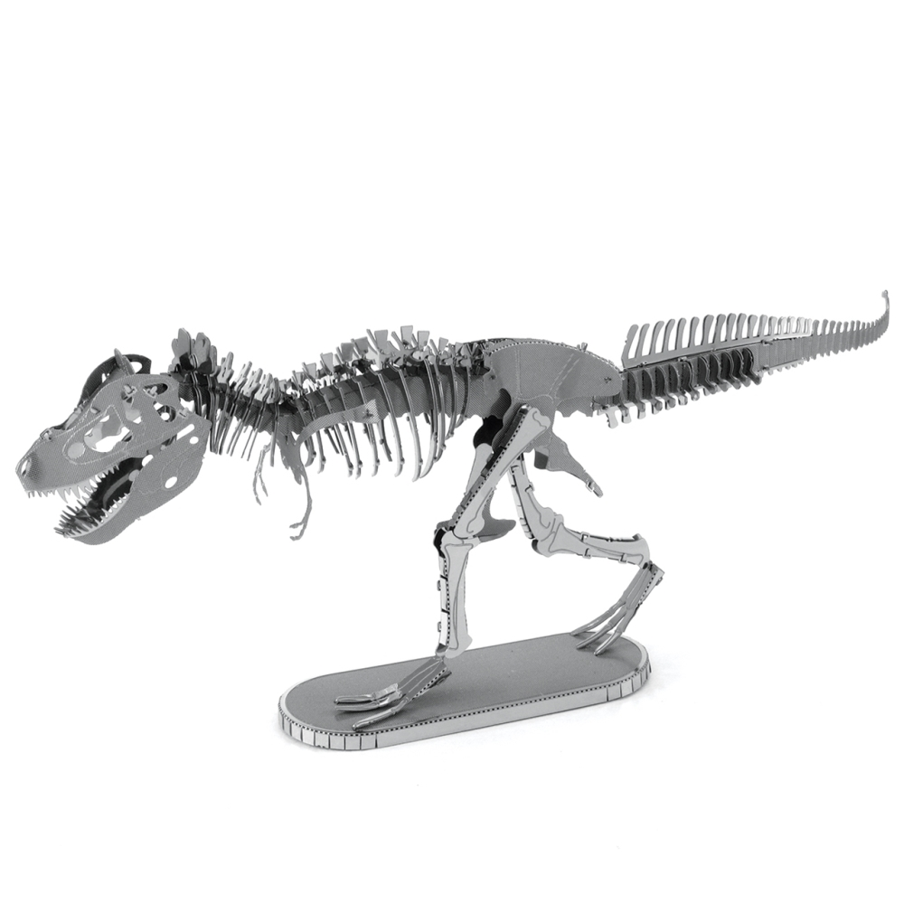 Metal Earth 3D Model Kit - T Rex Skeleton