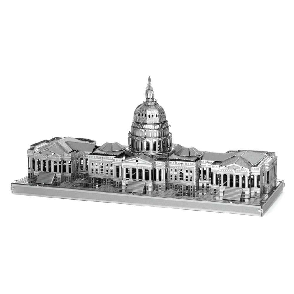 Metal Earth 3D Model Kit - US Capitol Building