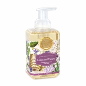 Michel Design Works - Foaming Hand Soap - Lilac & Violets