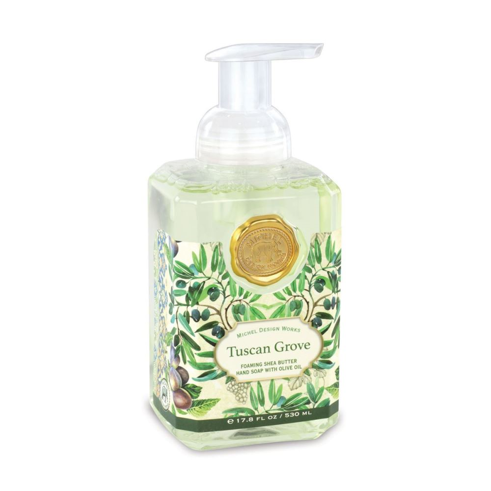 Michel Design Works - Foaming Hand Soap - Tuscan Grove