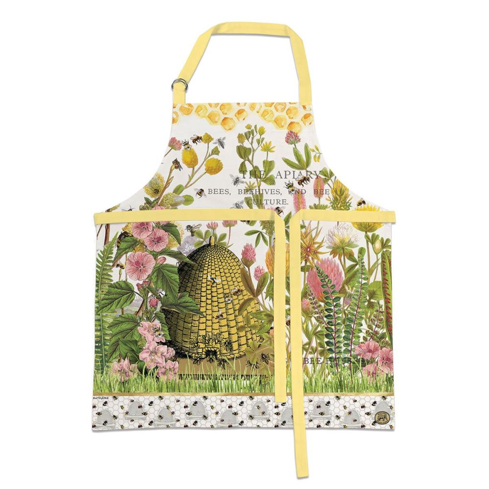Michel Design Works - Apron - Honey & Clover