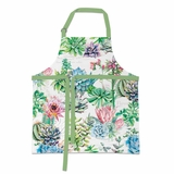 Michel Design Works - Apron - Pink Cactus