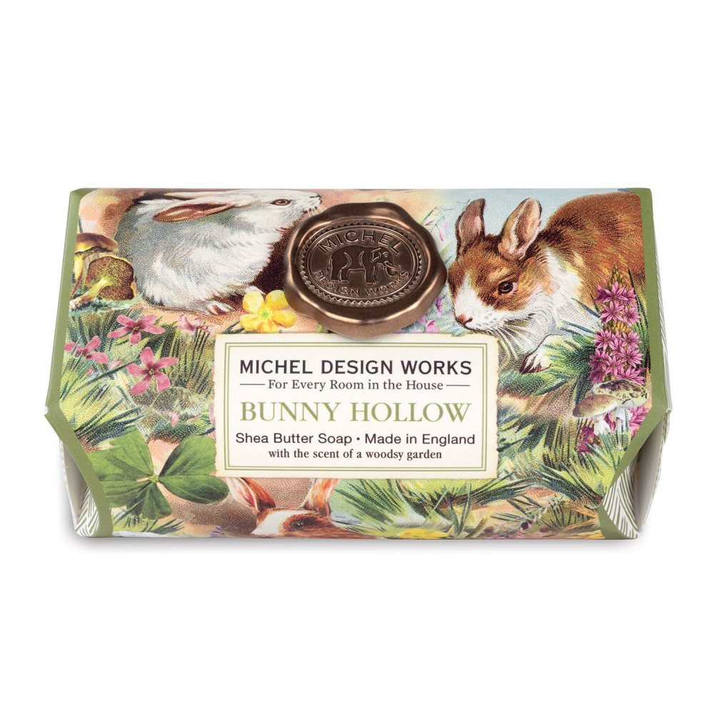 Michel Design Works - Bath Soap - Bunny Hollow