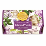 Michel Design Works - Bath Soap - Lilac & Violets