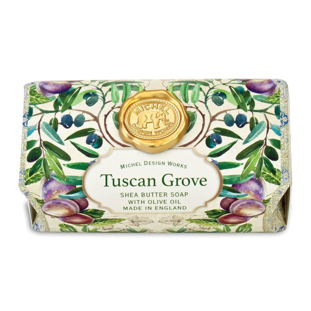 Michel Design Works - Bath Soap - Tuscan Grove