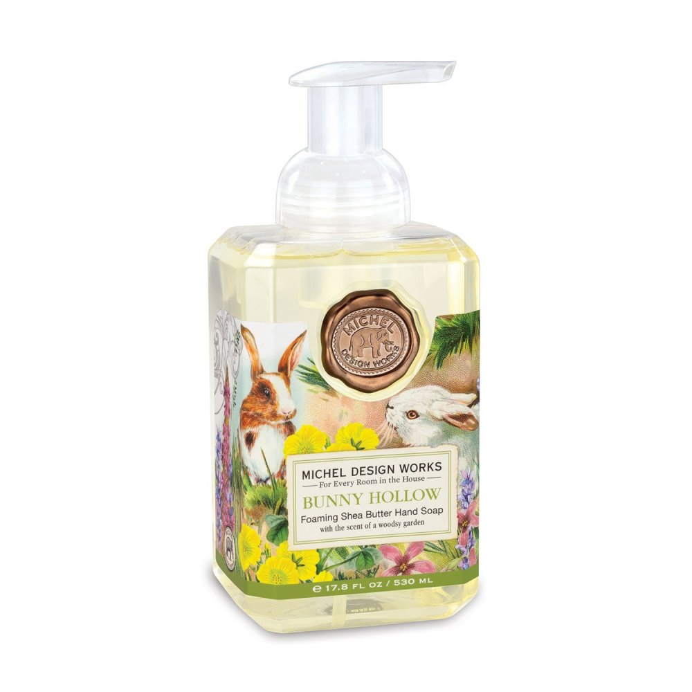 Michel Design Works - Foaming Hand Soap - Bunny Hollow