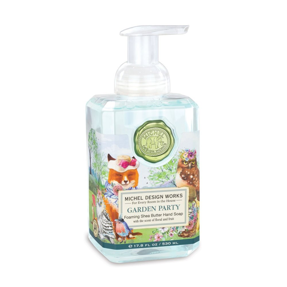Michel Design Works - Foaming Hand Soap - Garden Party