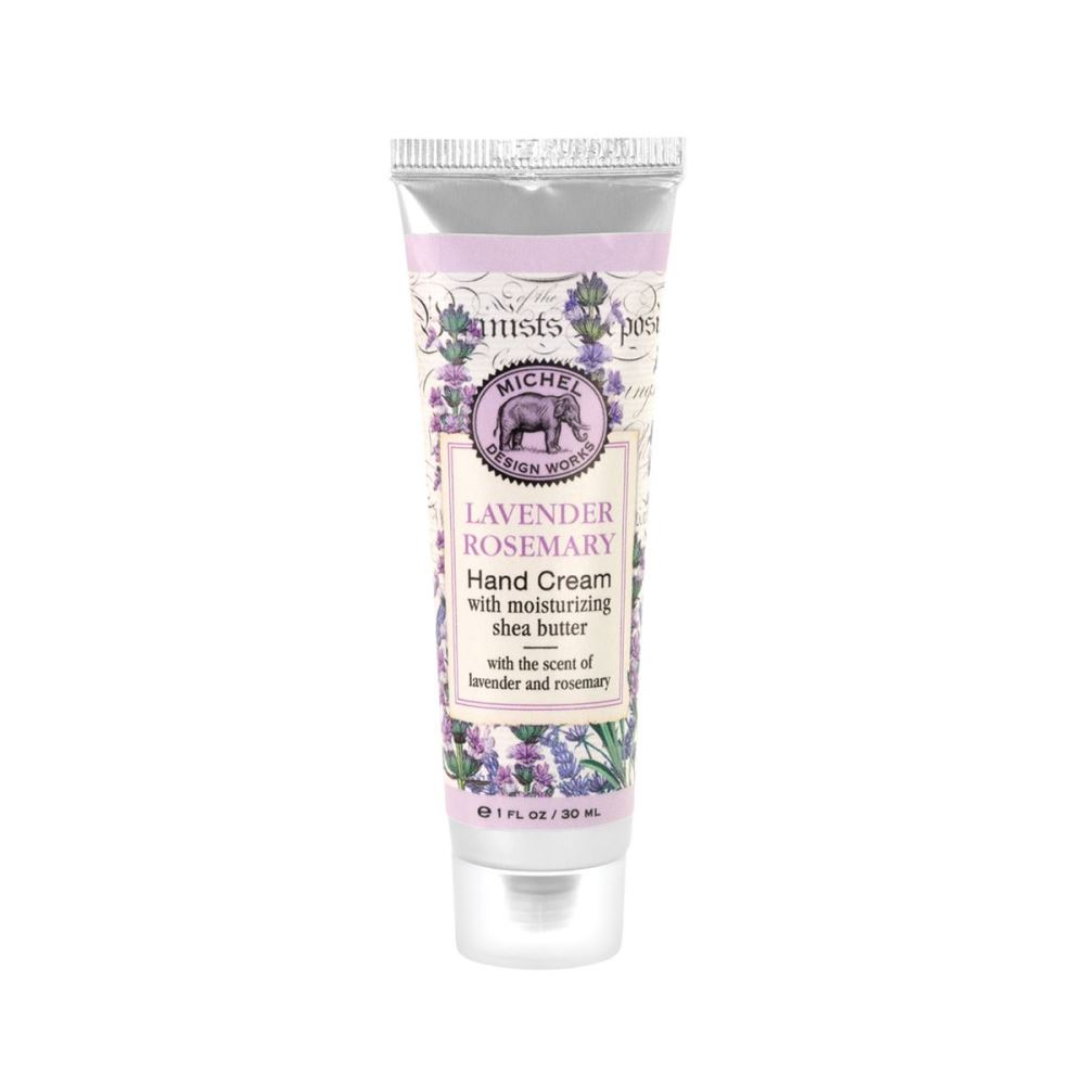 Michel Design Works - Hand Cream - 30ml - Lavender Rosemary