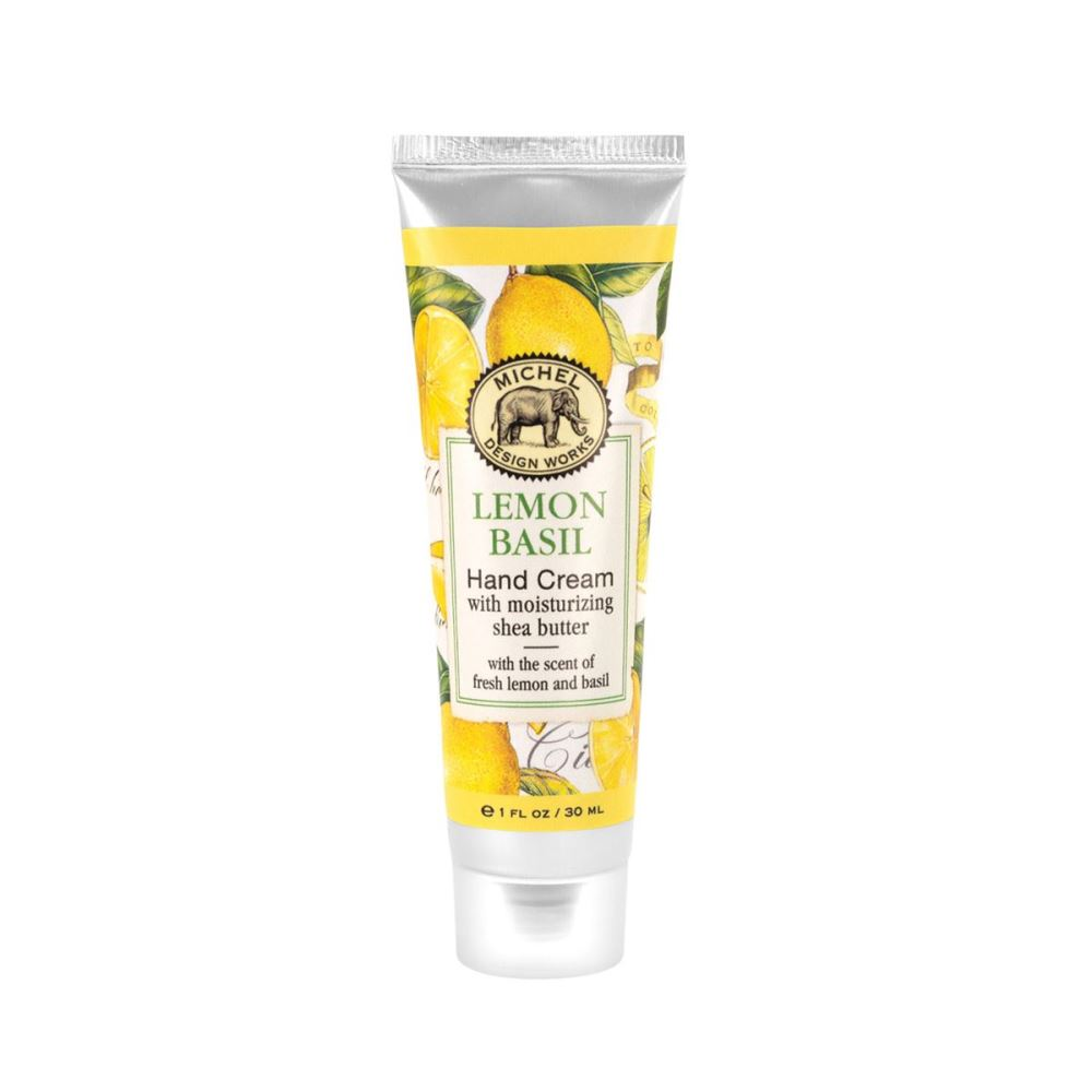 Michel Design Works - Hand Cream - 30ml - Lemon Basil
