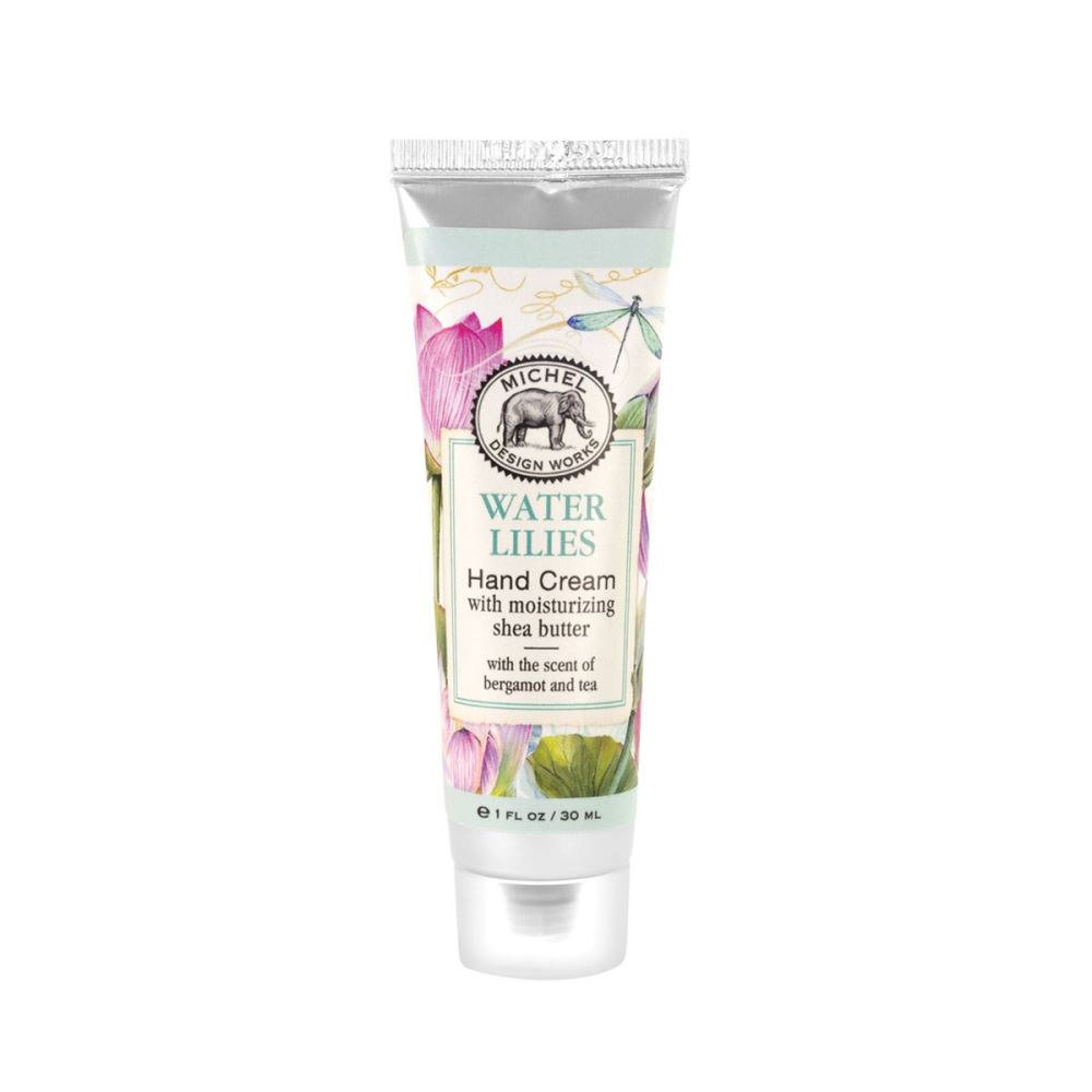 Michel Design Works - Hand Cream - 30ml - Water Lilies
