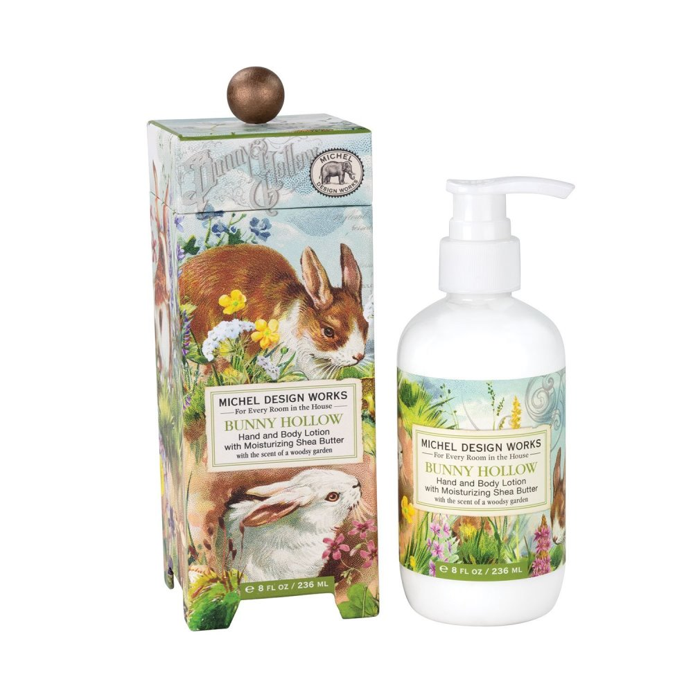 Michel Design Works - Hand Lotion - 236ml - Bunny Hollow