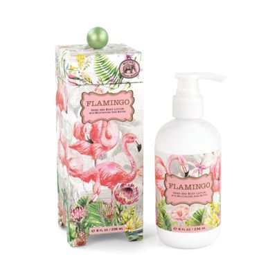 Michel Design Works - Hand Lotion - 236ml - Flamingo