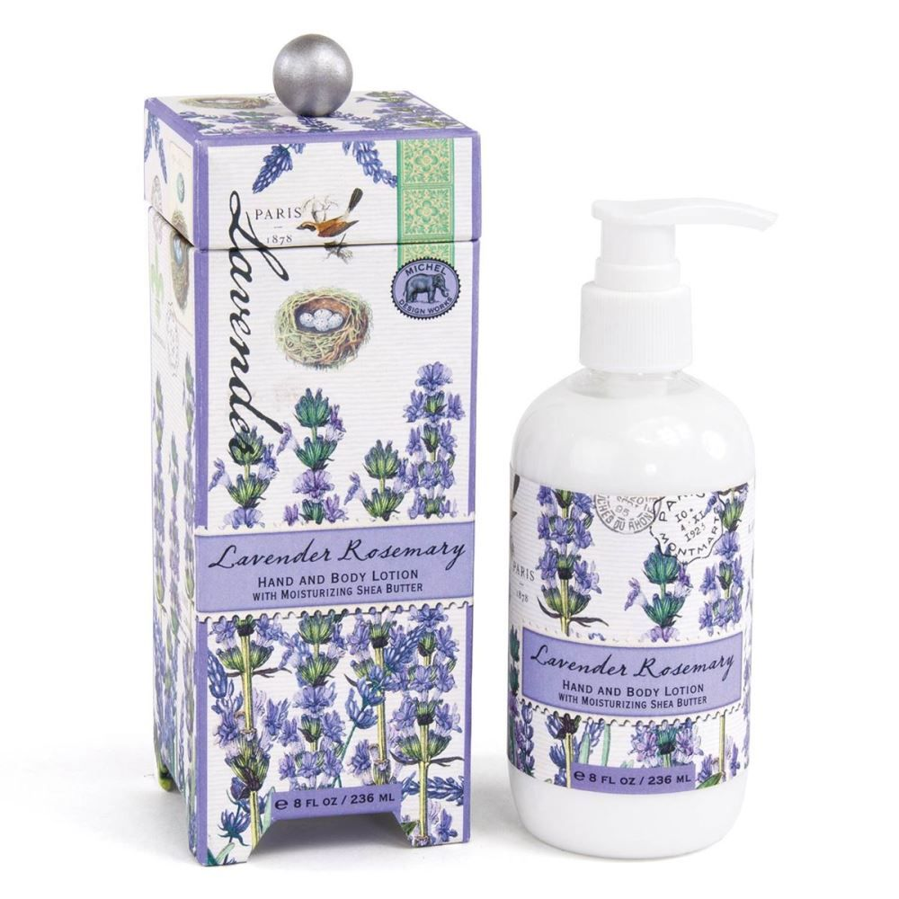 Michel Design Works - Hand Lotion - 236ml - Lavender Rosemary