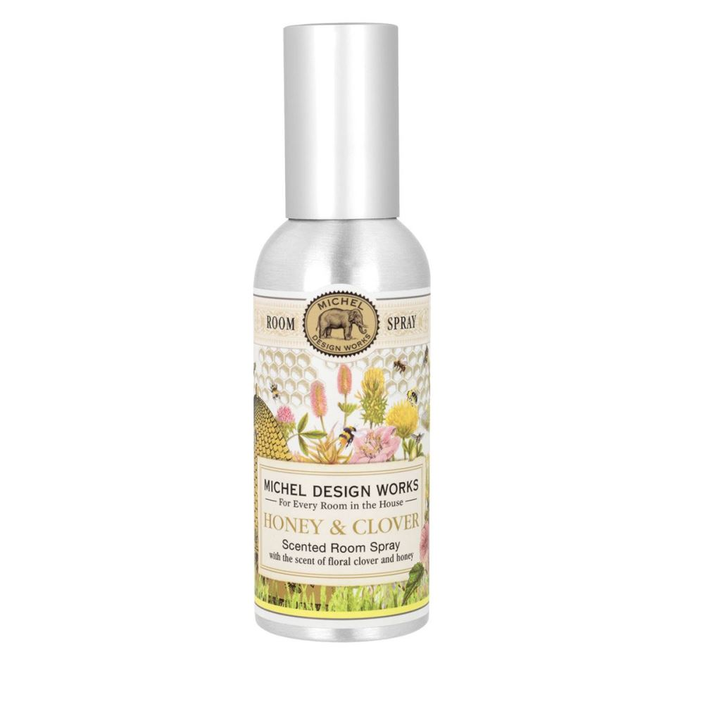 Michel Design Works - Room Spray - 100ml - Honey & Clover