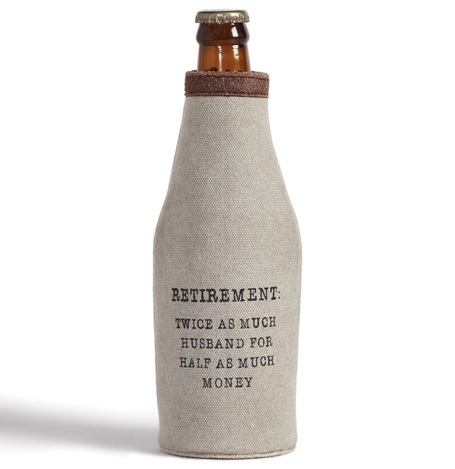 Mona B Beer Bottle Koozie - Too Much Husband
