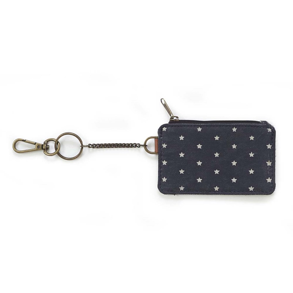 Mona B Coin Purse & ID Case - Cadet