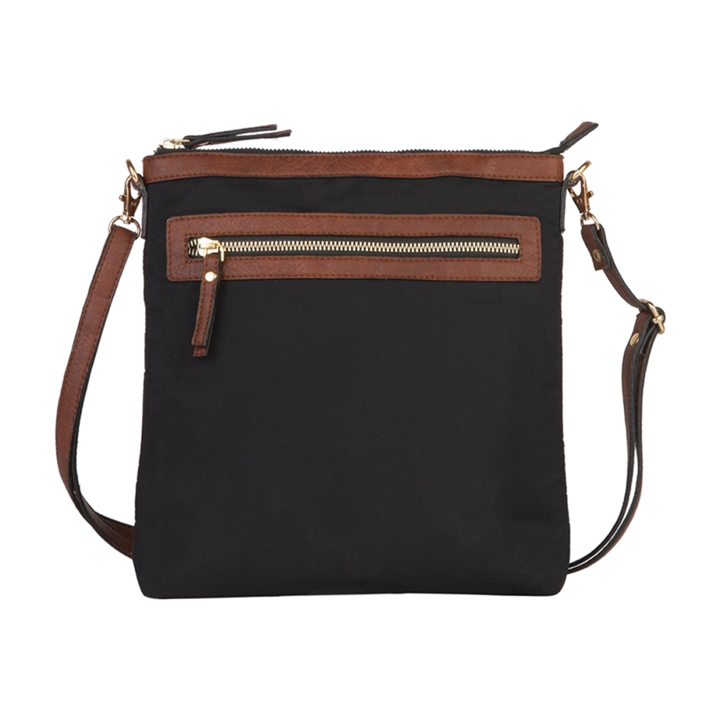 Mona B Crossbody - Gigi - Black