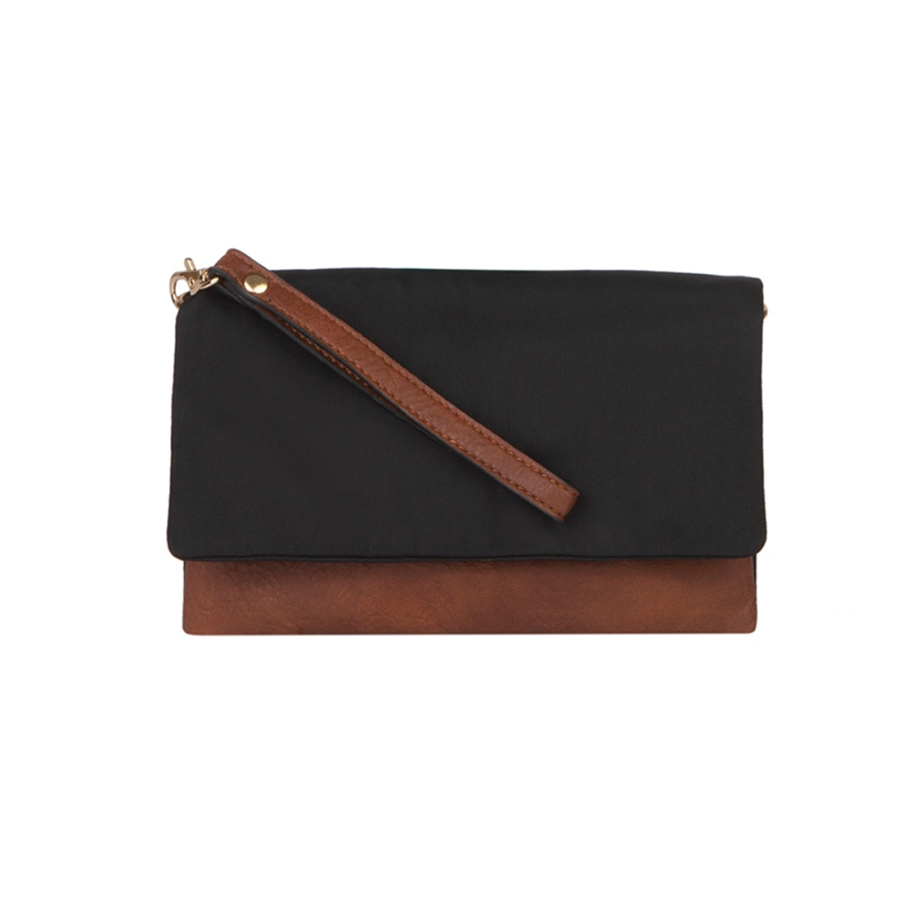 Mona B Crossbody - Molly - Black
