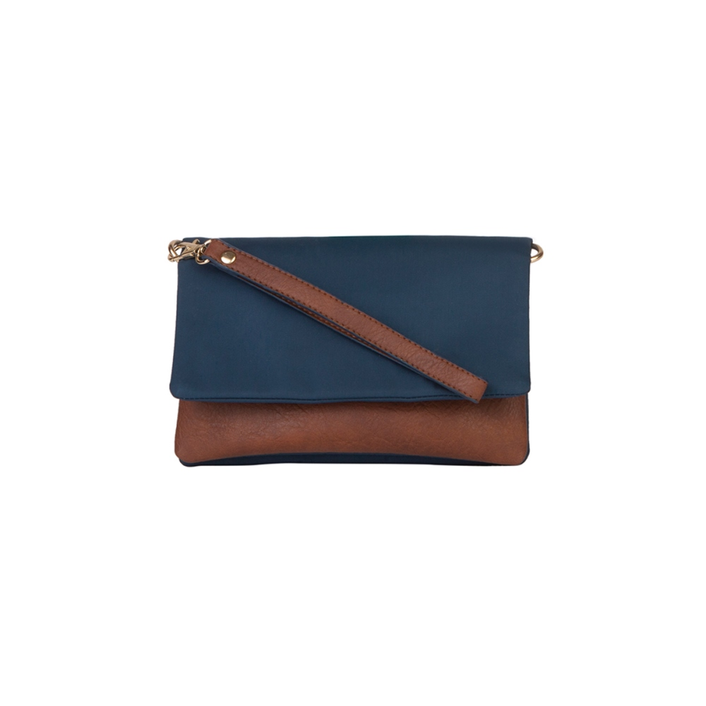 Mona B Crossbody - Molly - Navy
