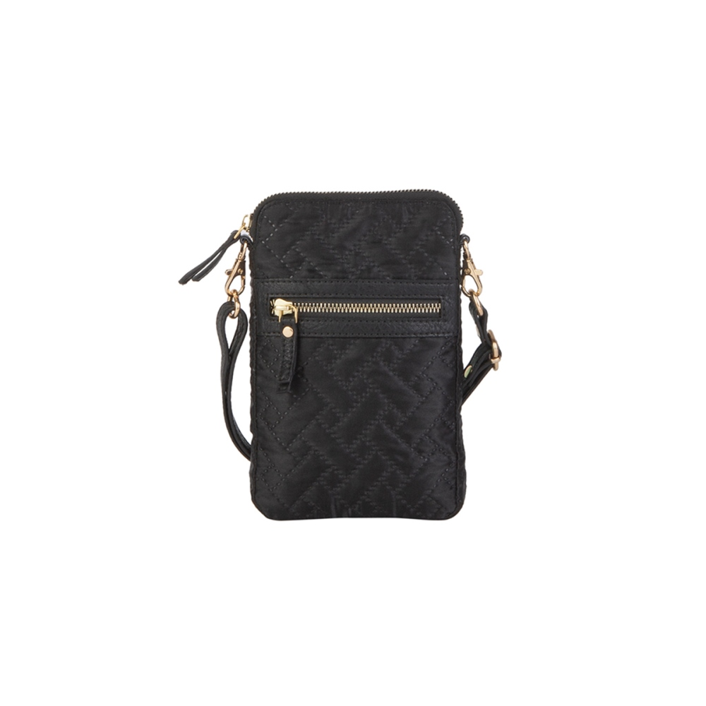 Mona B Crossbody - Naomi - Black